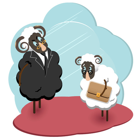 tailcoat: sheep