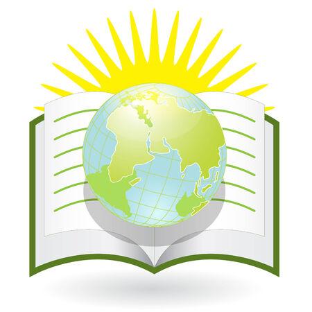 mainland: knowledge Illustration