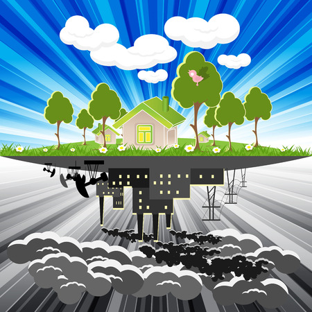 benzine: ecology