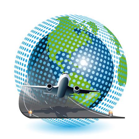 aviation Stock Vector - 7893063