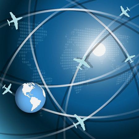 aviation Stock Vector - 7893064