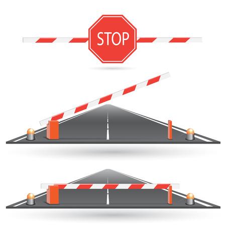 stop Stock Vector - 7893062