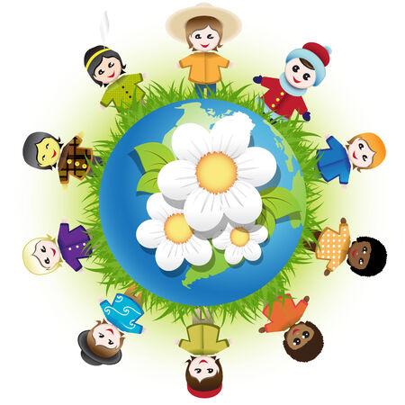 nationalities: friendship