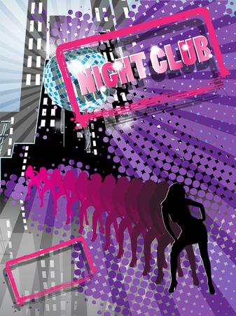 nightclub Vector