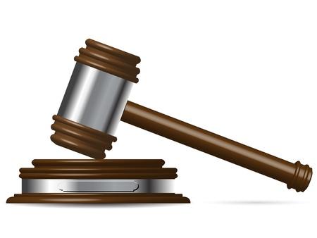 legal system: gavel