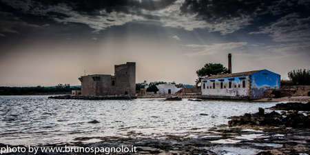 Vendicari Reserve - The trap - Sicily