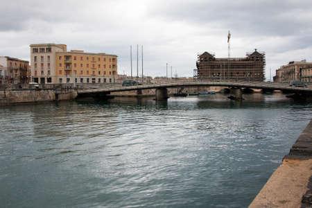 ortigia: Italy Sicily Syracuse harbor