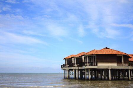 Hotel on Sea