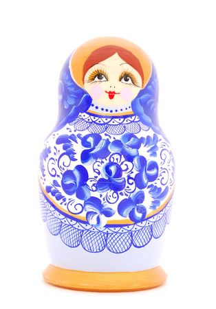 Russian Nesting Doll photo