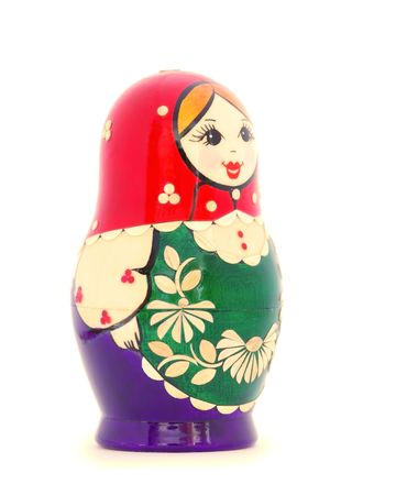 Russian nested doll photo