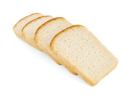 Slices of bread photo