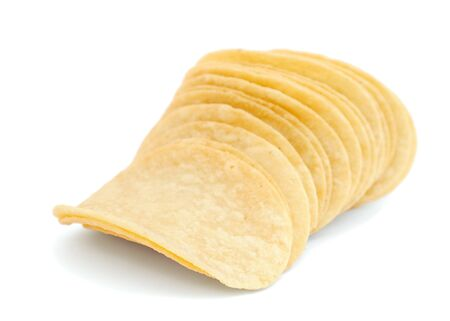 Potato chips photo
