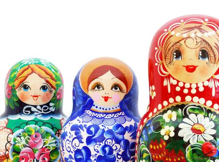 matroshka: Russian Nested Dolls