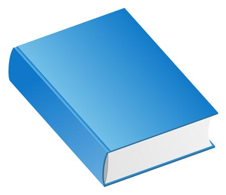 text book: Vector Book  Illustration