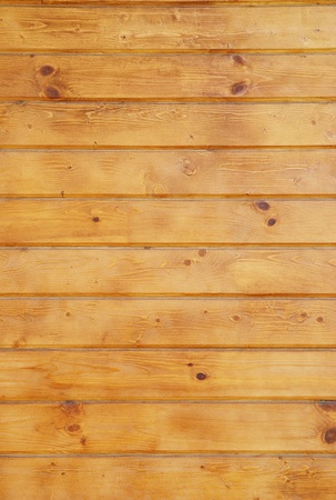 Wooden wall photo