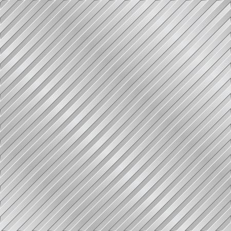platin: Silber Metall gestreiften Hintergrund