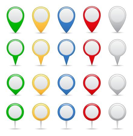 jelzÅ: Vector mutatók Illusztráció