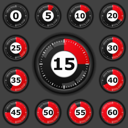 Vector timers Vector
