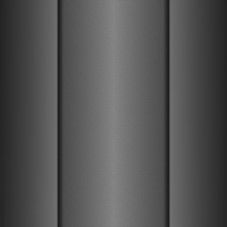 steel door: Vector metal background