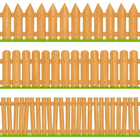enclosures: Recinzioni di legno