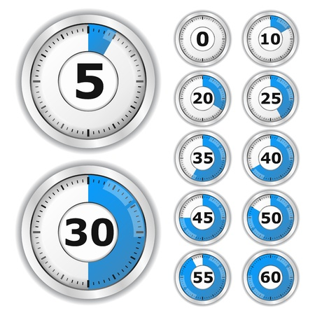 quick: Blue Timers