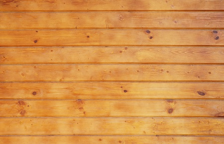log house: Close-up of wooden wall Stock Photo