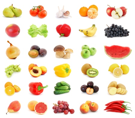 Fruits and vegetables Stock Photo - 12498858