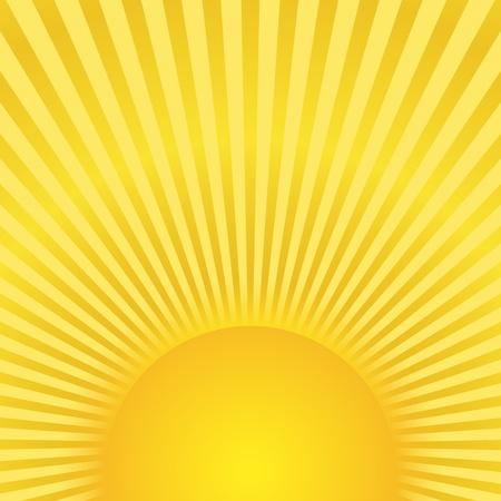 Sunburst Stock Vector - 12482693