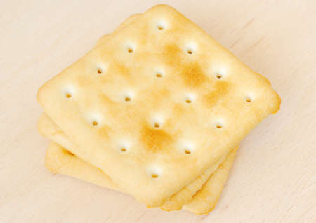 crumbly: Cracker