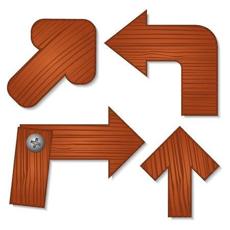 arrow wood: Wooden Arrows