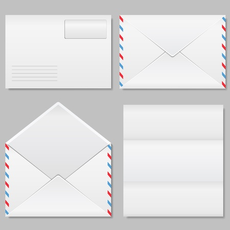 Envelopes Stock Vector - 12483483