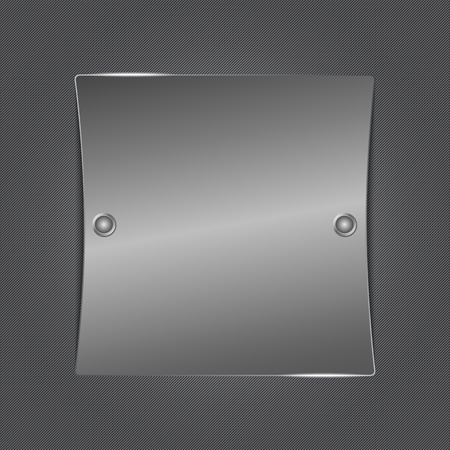 Metal board Stock Vector - 12841496