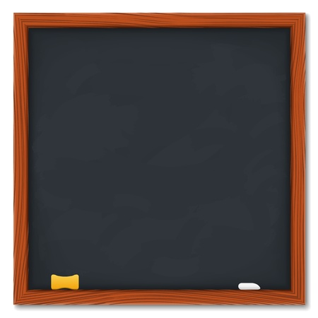 blackboard background: Blackboard Illustration
