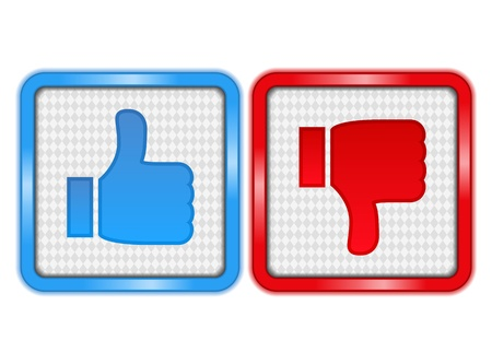 like button: Like and Unlike Buttons