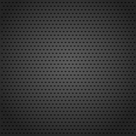 polished floor: Abstract black metal background