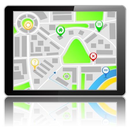 gps device: GPS Navigation System