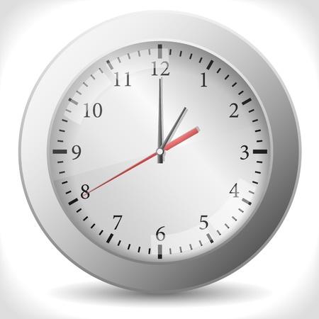 Clock Stock Vector - 13200854