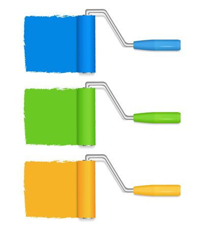 roller brush: Paint rollers