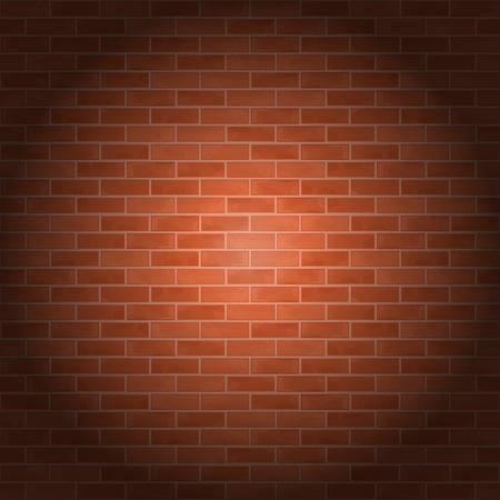 brick wall: Brick wall