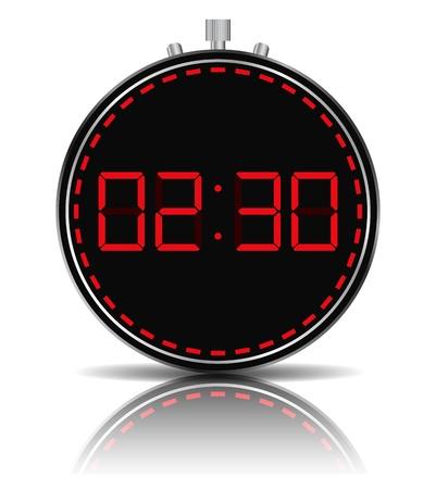 digital clock: Digital Timer
