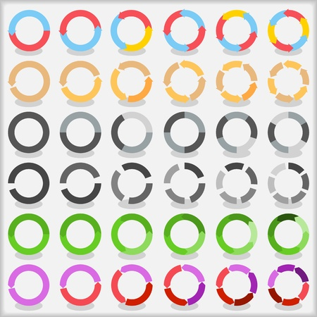 Circles Stock Vector - 13622814