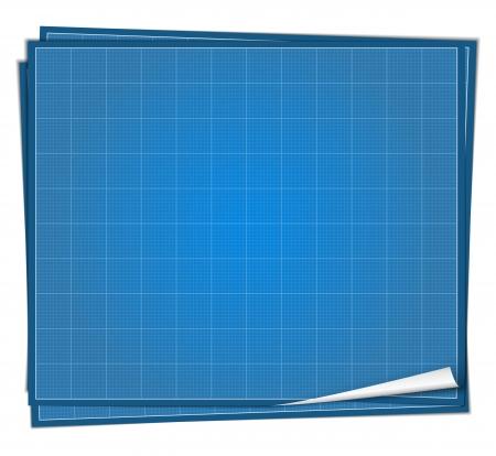housing plan: Blueprint paper