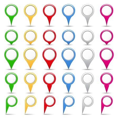 fix: Mapa kolíky