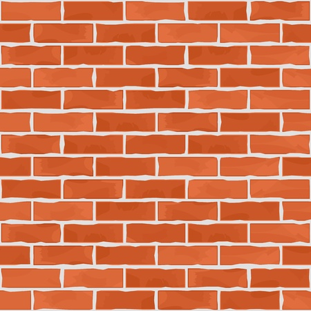 Old brick wall Stock Vector - 14557250