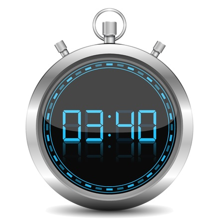 cronometro: Cronógrafo Vectores