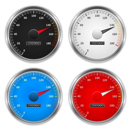 kilometre: Speedometers