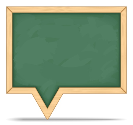 Blackboard Illustration