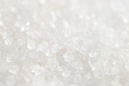 crystalline: Sugar crystals