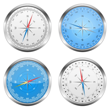 compasses: Compasses Illustration