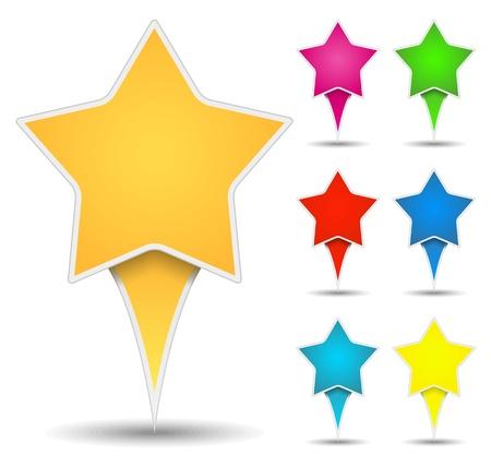 Star Icon Stock Vector - 14813437